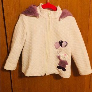 Baby Girl Jacket size 1